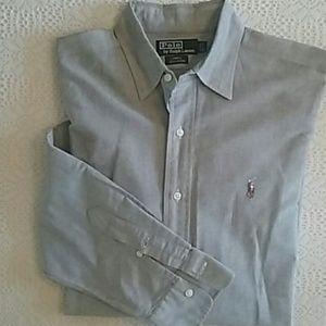 Men's long sleeve shirt casual
